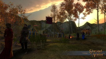 Shroud of the Avatar: Gypsy Camp