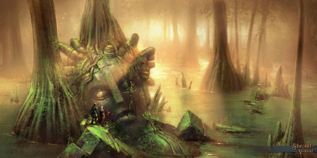SotA_Oracle_Swamp_concept