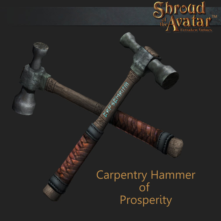 SotA_CarpentryHammer_Prosperity