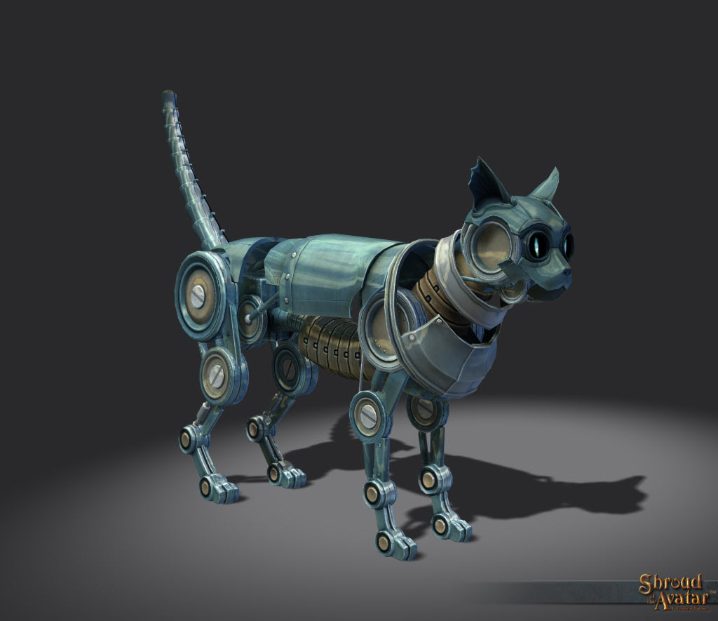 SotA_RoyalArtisan_Clockwork_Cat_Pet