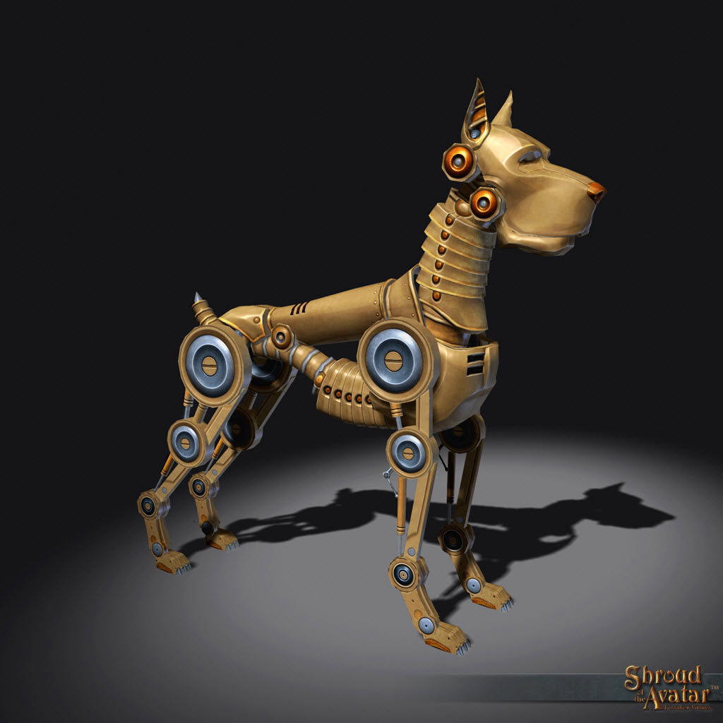 SotA_RoyalArtisan_Clockwork_Dog_Pet1
