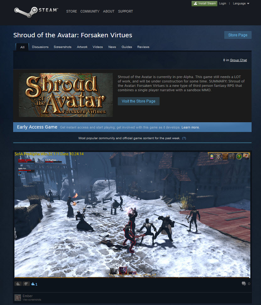 SotA_Steam_EarlyAccess_CommunityHub