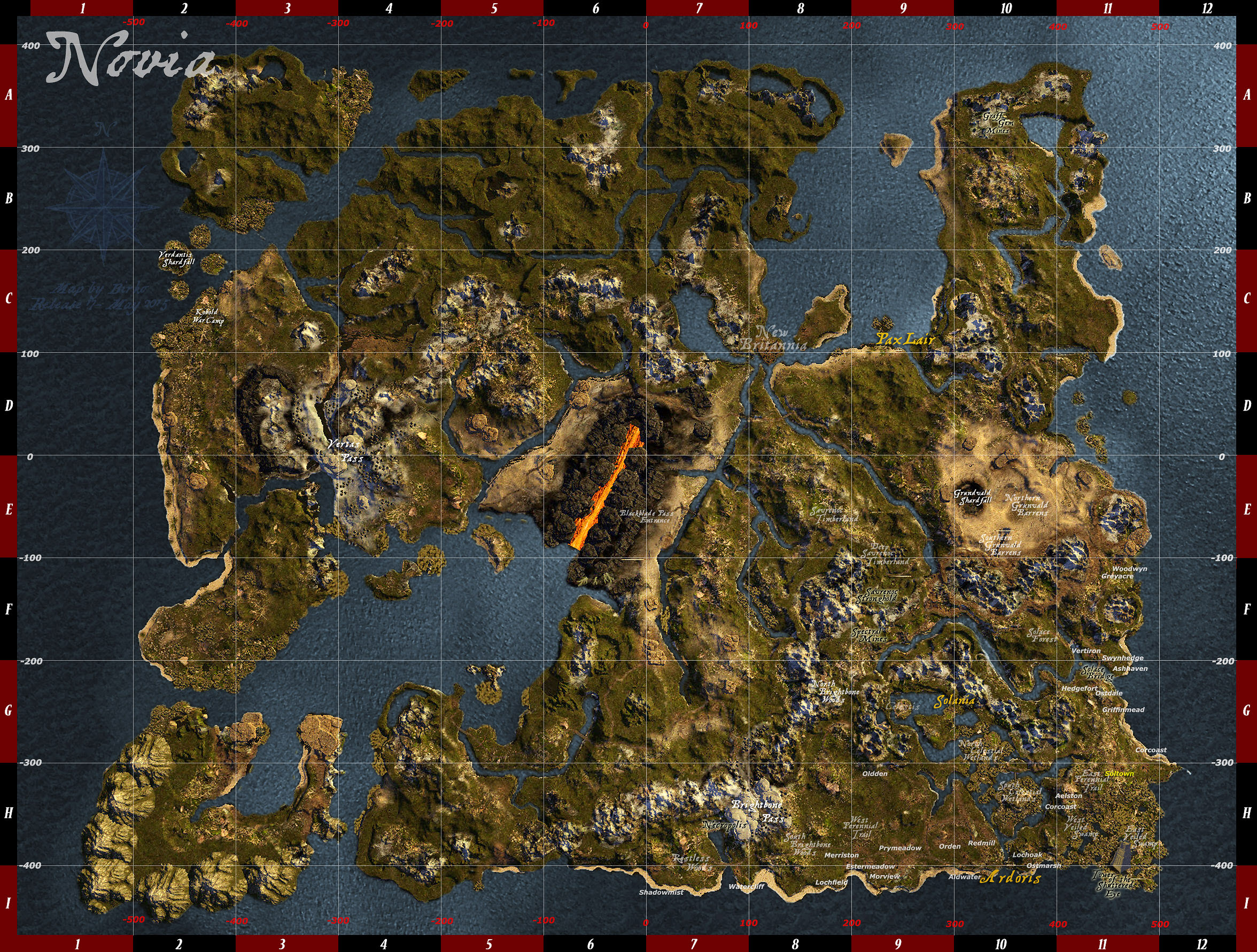 Shroud Of The Avatar World Map.Shroud Of The Avatar Update Of The Avatar 124 The Ultima Codex