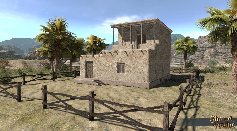 SotA_Adobe_Two-Story_patio_balcony_village