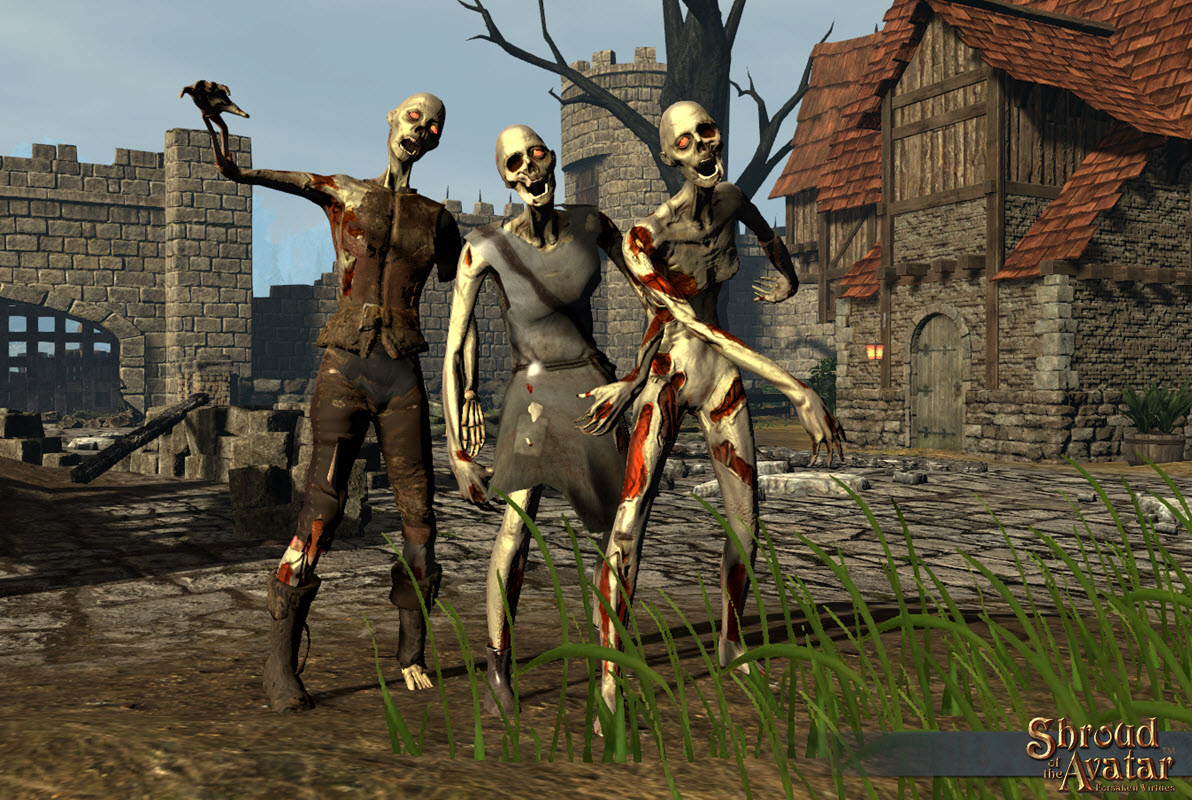 Update of the Avatar #129 – 2015 06 12: Zombies! Oh, and $10