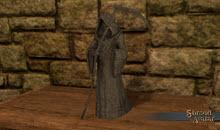 Tabletop Grim Reaper Statue