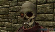 Zombie One-Eyed Mask