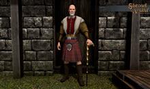 Pick 1: Ornate Short Kilt or Ornate Long Kilt