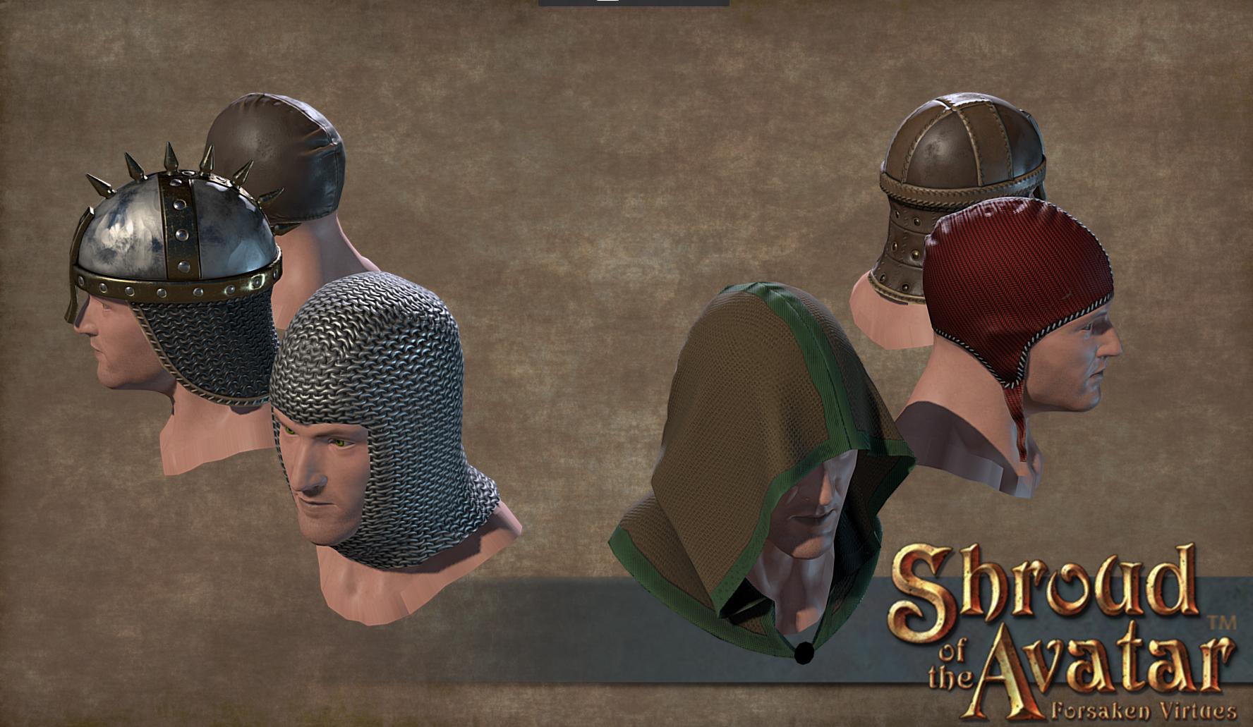 shroudheadgear