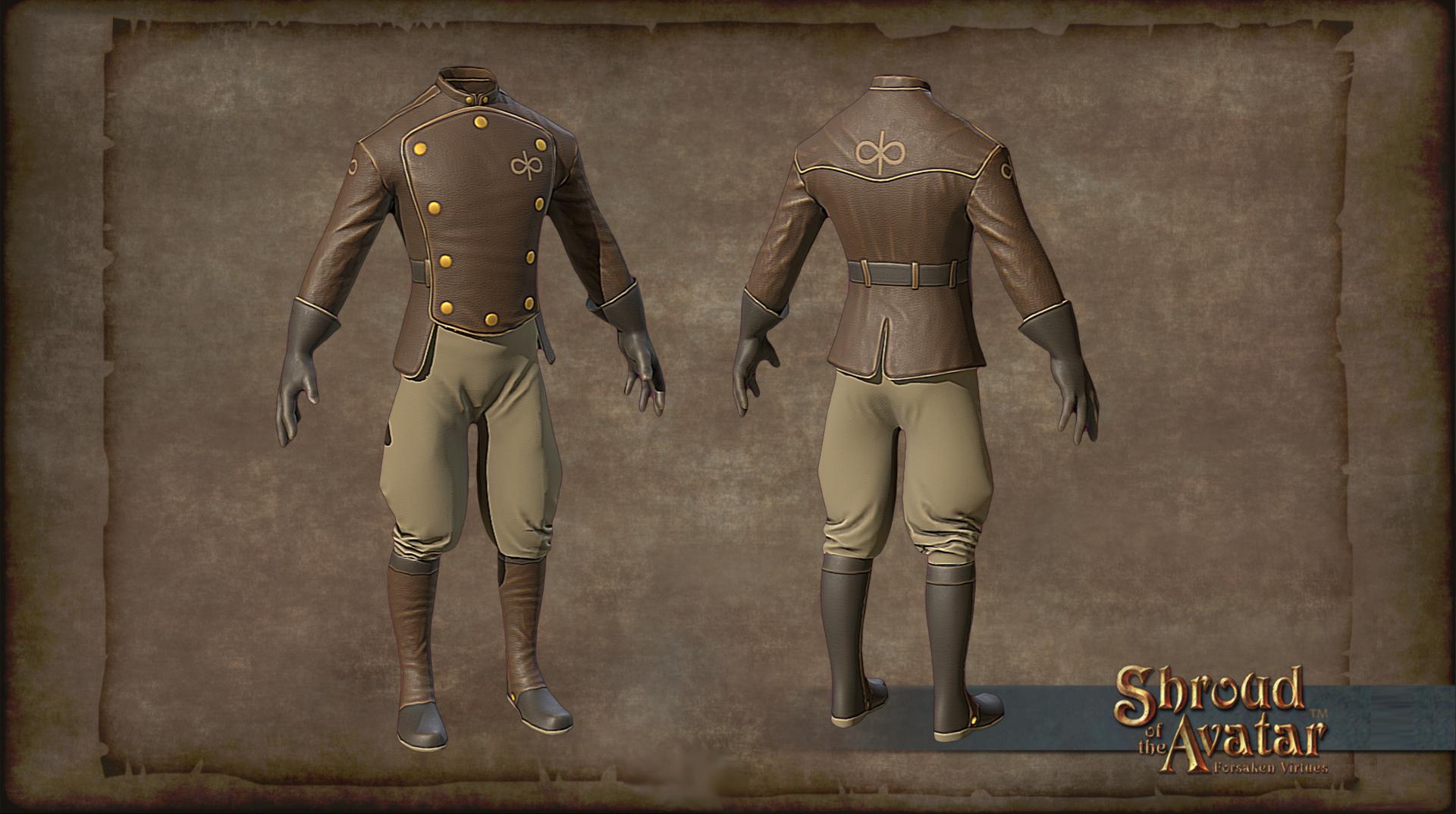 Aeronaut Outfit