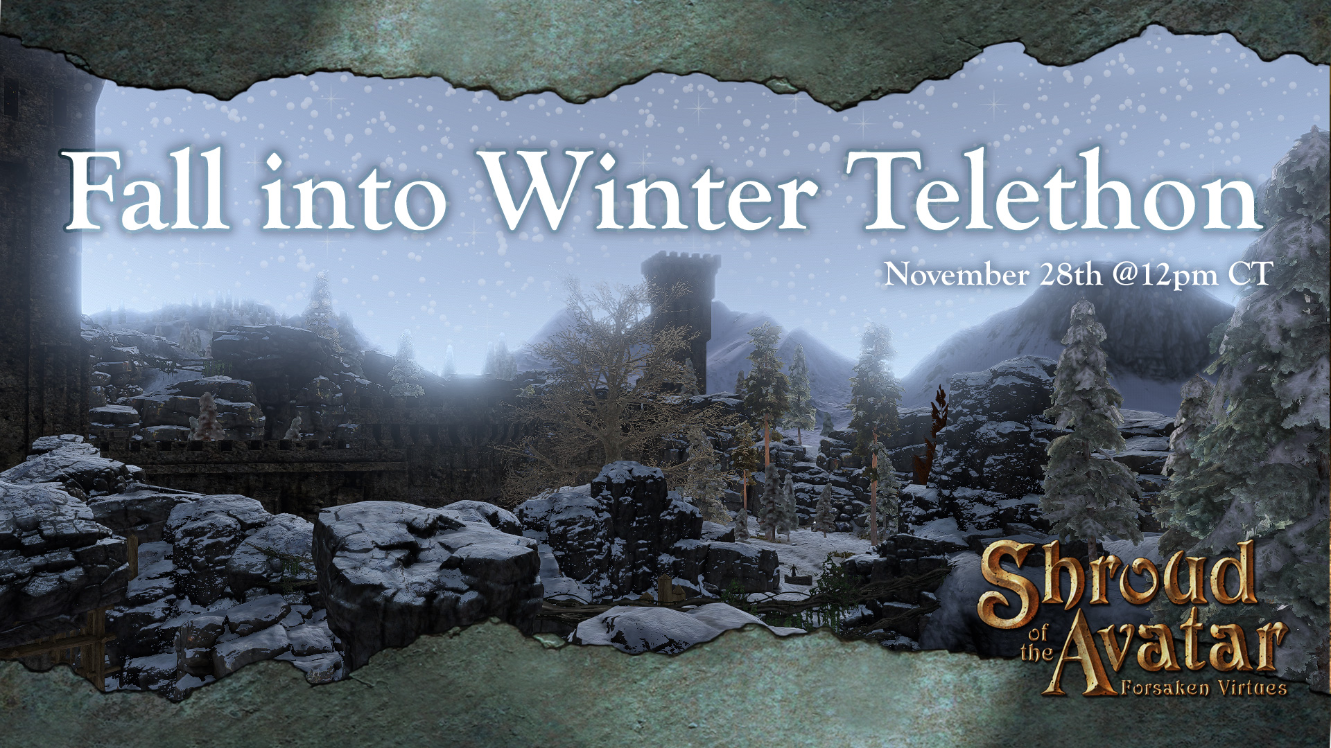 Fall into Winter Telethon