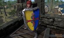 Lord British Shield