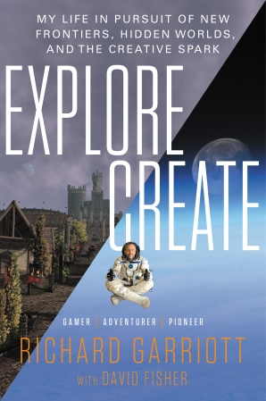 Explore/Create by Richard Garriott