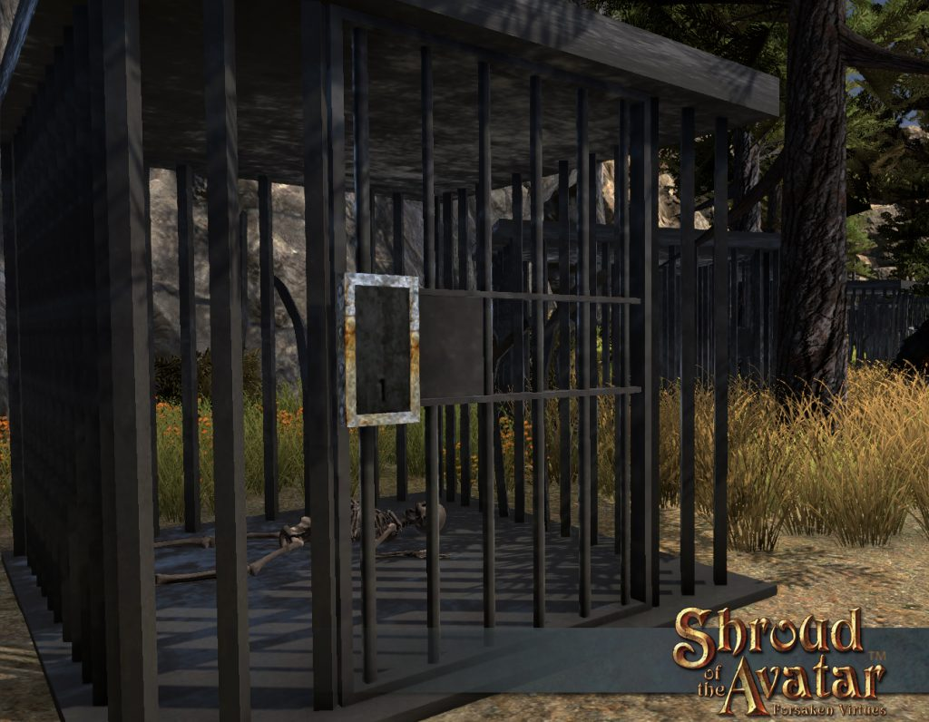 locked-cage
