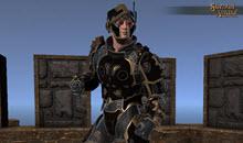 Black Clockwork Armor
