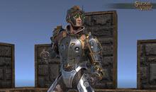 Steel Clockwork Armor
