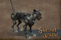 Clockwork Pet Cat