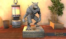Tabletop Kobold Statue