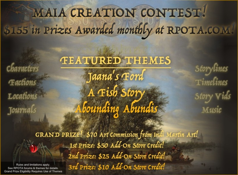 RPOTA Writing Contest