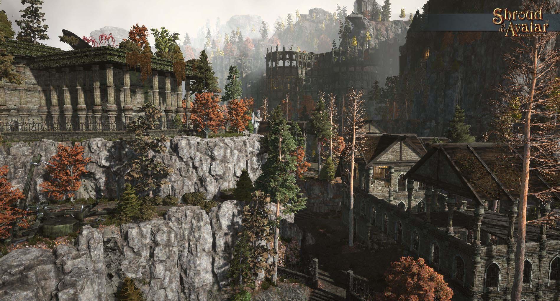 Libris Ruins Update