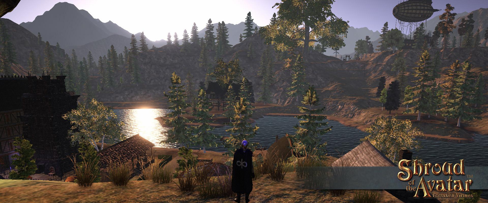 Community Spotlight – Lake Cusabo Player Town   Shroud of