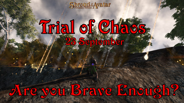 Trial of Chaos