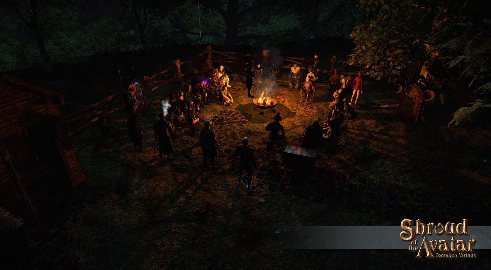 PaxLair's Campfire stories events Vol II
