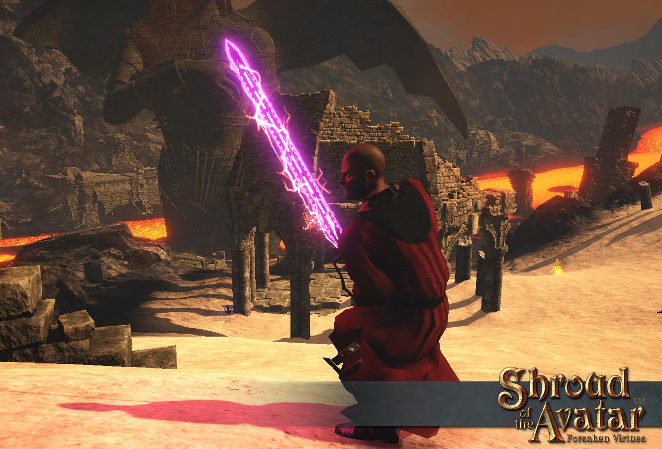 Shroud of the Avatar: Forsaken Virtues (tuxdb com)
