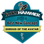 Ten Ton Hammer Best New Concept